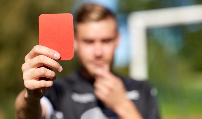 Pünktlich zur WM – Schiedsrichter müssen auch Auslandshonorare in Deutschland versteuern