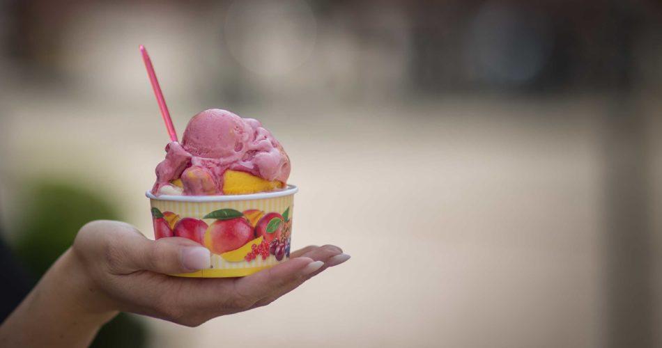 Jahrhundertsommer 2018 – jetzt schmeckt das Eis besonders gut!