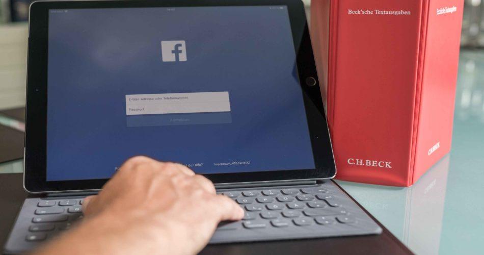 Benutzerkonto von sozialen Netzwerken ist vererbbar