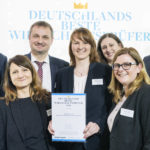 Bester Wirtschaftsprüfer Deutschlands – Kategorie Mittelstand