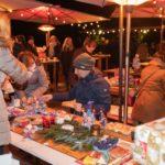 Der höchste Weihnachtsmarkt Potsdams