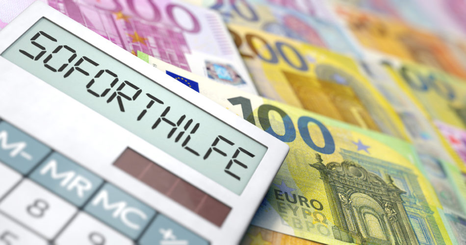 Hilfe für Unternehmen in der Corona-Krise V: nicht rückzahlbare Fördermittel