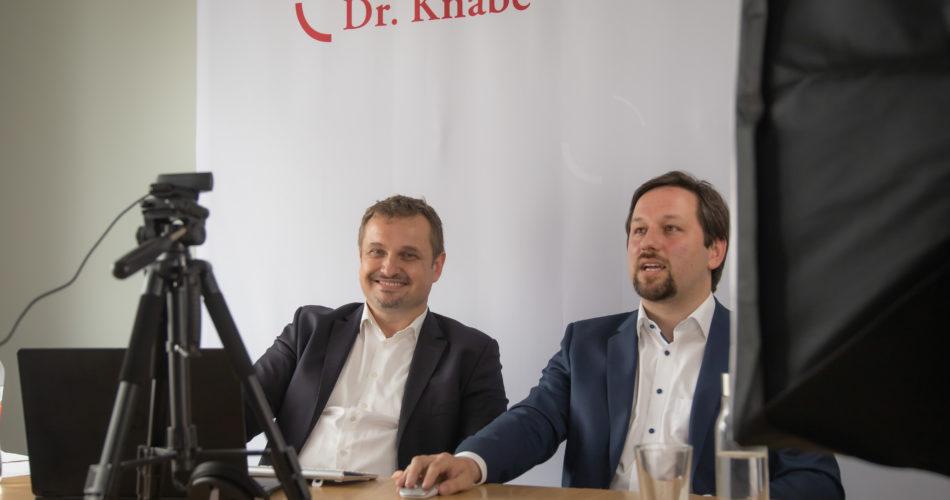 Dr. Knabe On Air – erstes Online-Seminar zur Umsatzsteuersenkung ab 01.07.2020